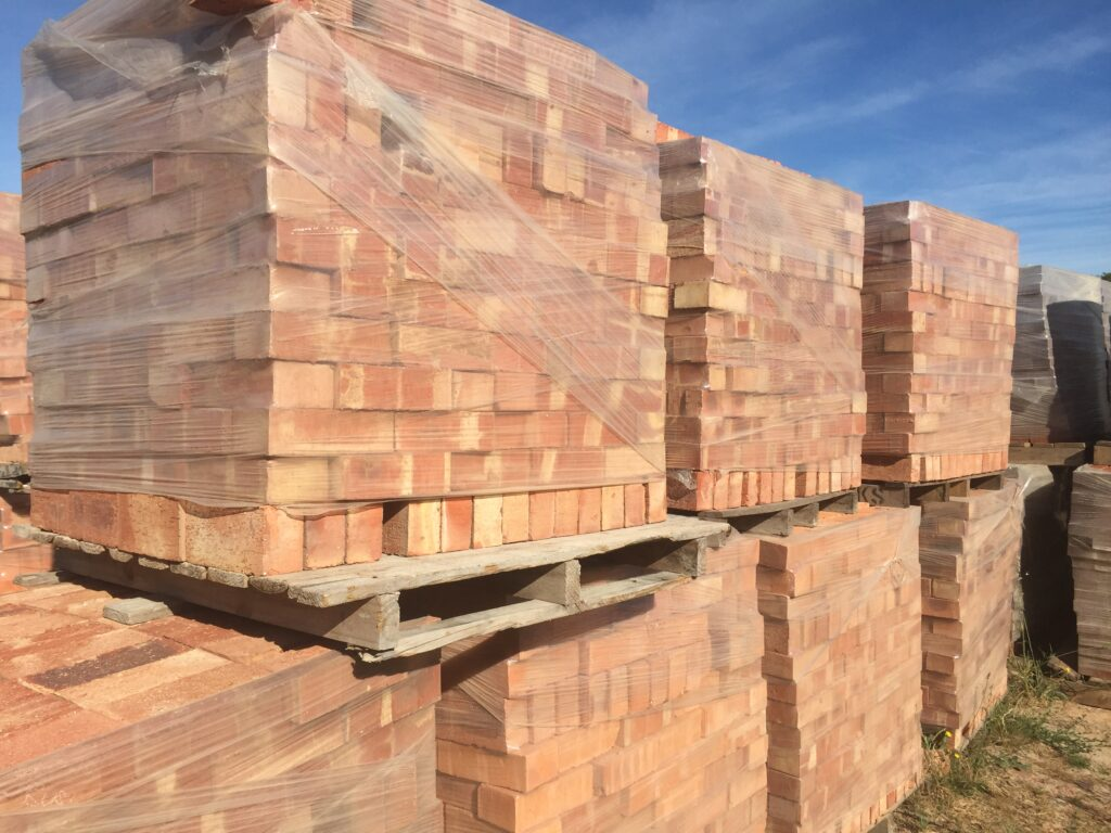 Clay Brick Sales