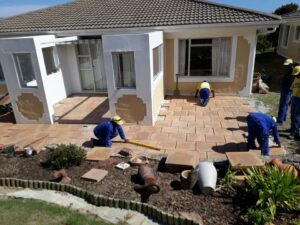 Paving Company Fish Hoek - Paving bricks and slabs