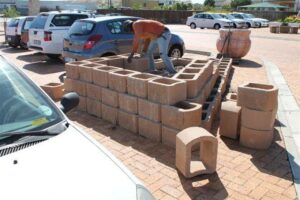 Retaining Wall Blocks Western Cape