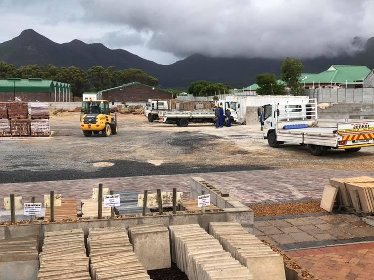 Jenkor Brick Manufacturers Western Cape