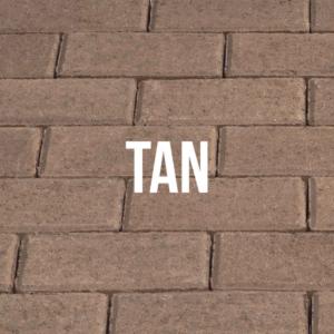 Cement Tan Bond Paver 50mm